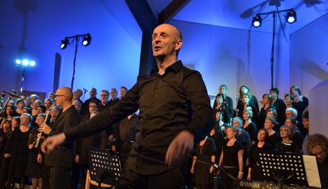 The Choir Company opnieuw op tour met Tom Parkers Young Messiah