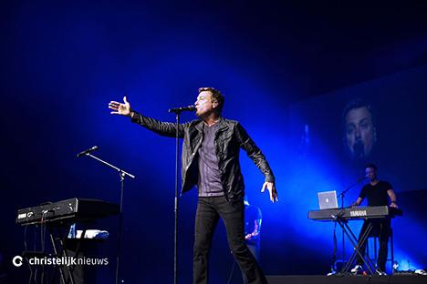 Extra optreden Michael W Smith in Club Ahoy Rotterdam