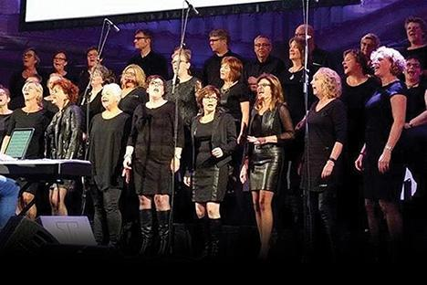 Gospel Party Night met Gospelkoor Next Generation