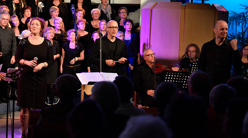 Groot slotconcert uitverkochte tour: The Young Messiah
