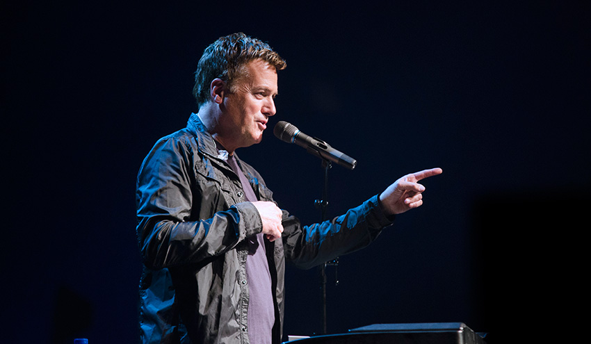 Michael W Smith in juli naar Nederland