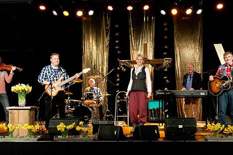 Hoopvol Kerstfeest met de Moorvalley Vocal Band en Country Trail Band