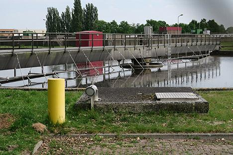 Tests op corona bij alle rioolwater zuiverings installaties in Nederland