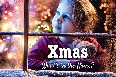 Xmas: Whats in the name