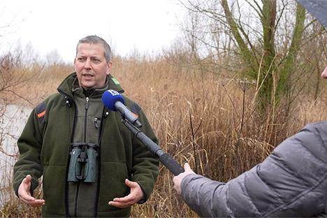 RD-outside: Op beverjacht in de Biesbosch